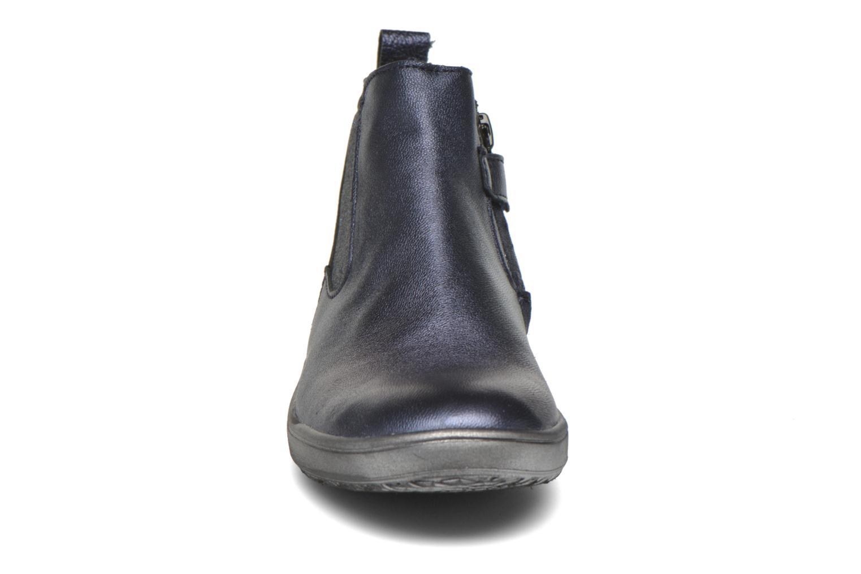Stiefeletten & Boots Achile Sara blau schuhe getragen