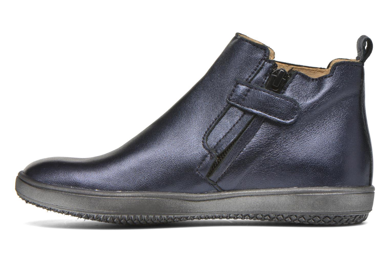Stiefeletten & Boots Achile Sara blau ansicht von vorne