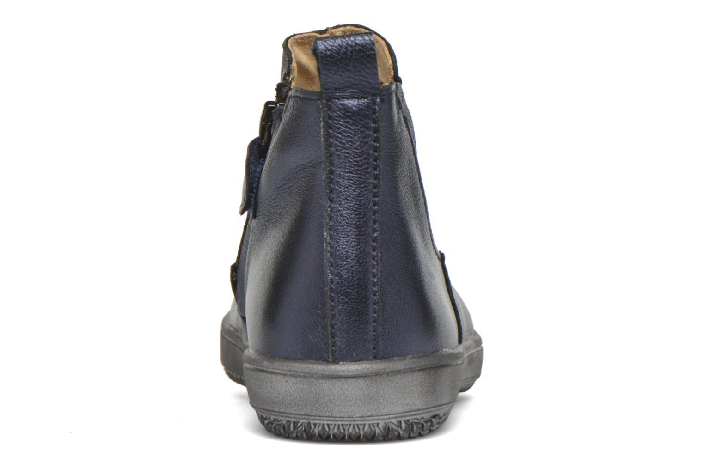Stiefeletten & Boots Achile Sara blau ansicht von rechts