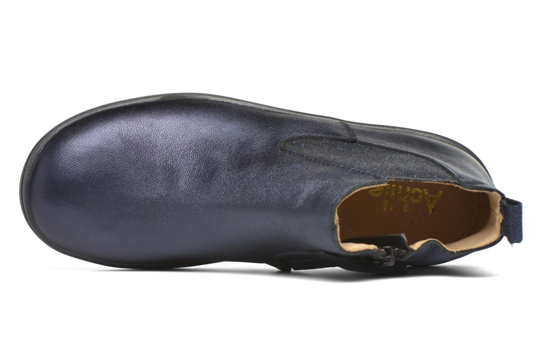 Stiefeletten & Boots Achile Sara blau ansicht von links