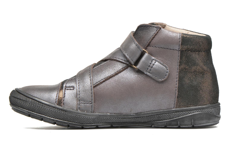 Sneaker GBB Nicoleta gold/bronze ansicht von vorne