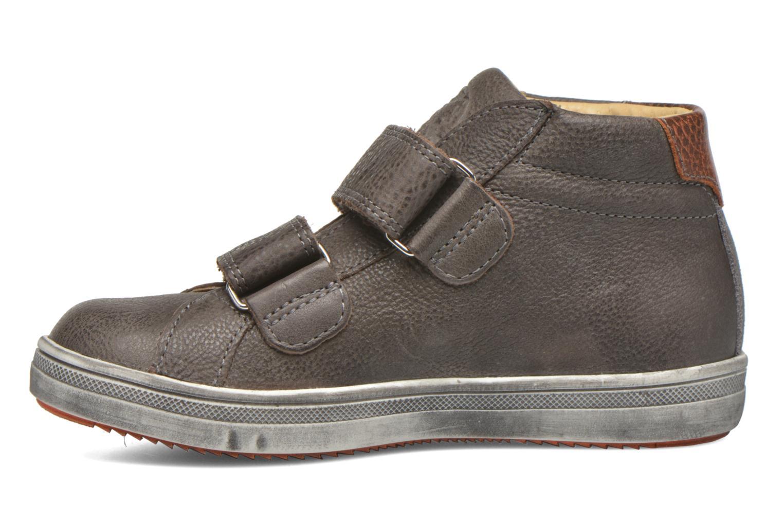 Sneaker GBB Nazaire grau ansicht von vorne