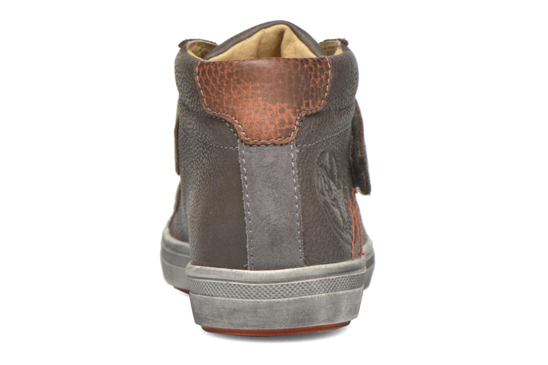 Sneaker GBB Nazaire grau ansicht von rechts