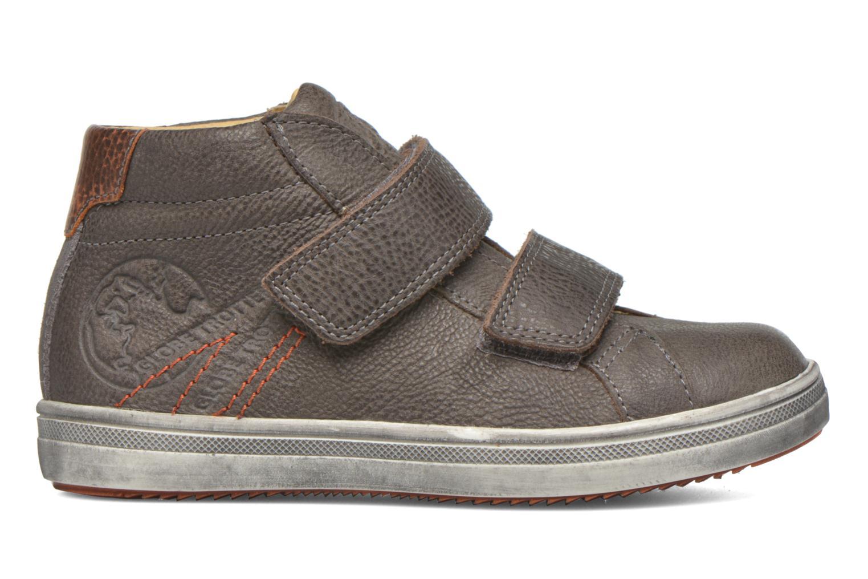 Sneaker GBB Nazaire grau ansicht von hinten