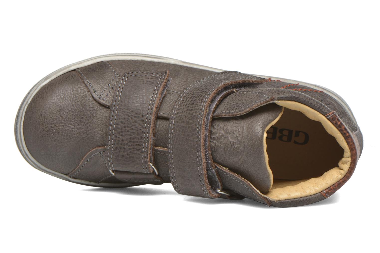 Sneaker GBB Nazaire grau ansicht von links