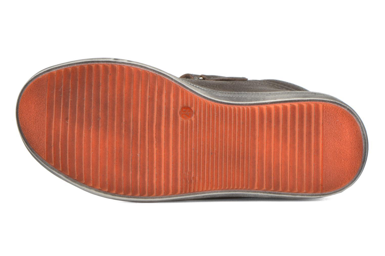 Sneaker GBB Nazaire grau ansicht von oben