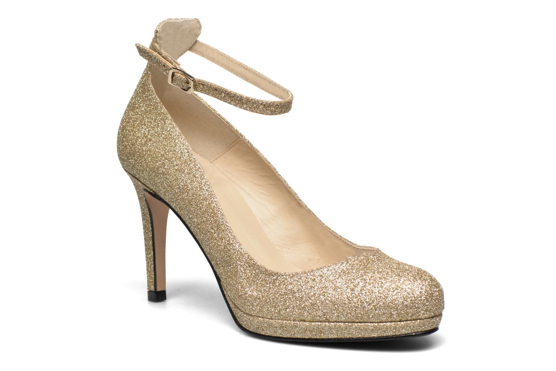 Gran descuento Georgia Rose Peacock (Oro y bronce) - Zapatos de tacón en Más cómodo