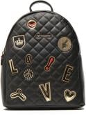 Quilted backpack Love