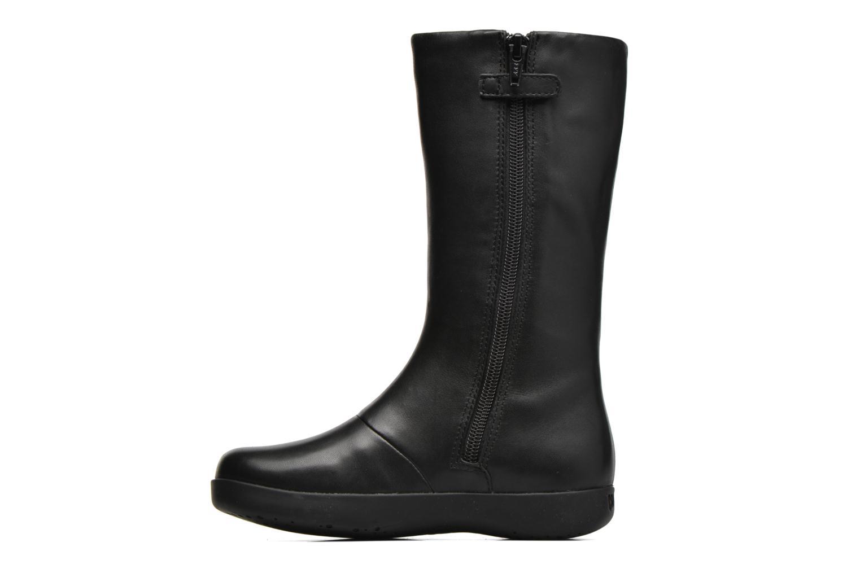 Stiefel Camper TWS Knot schwarz ansicht von vorne