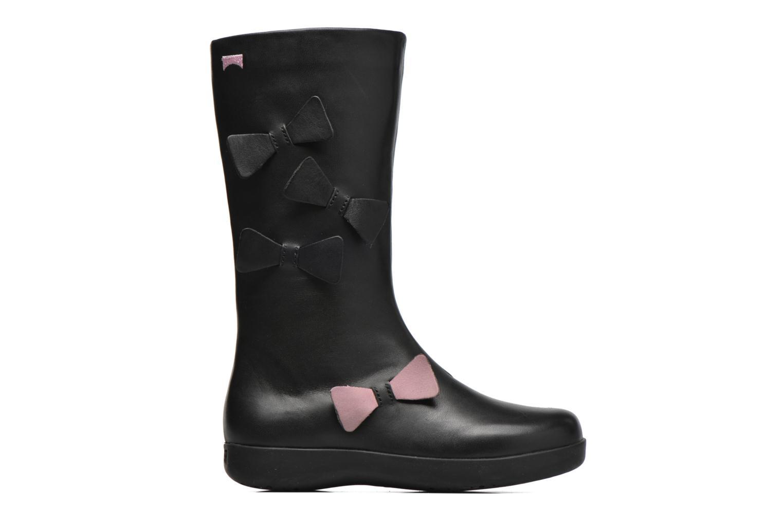 Stiefel Camper TWS Knot schwarz ansicht von hinten