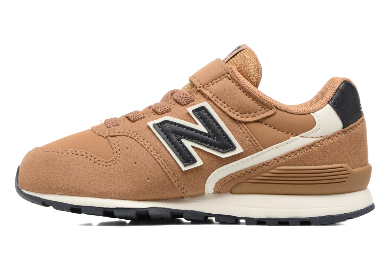 Trainers New Balance KV996 J Brown front view