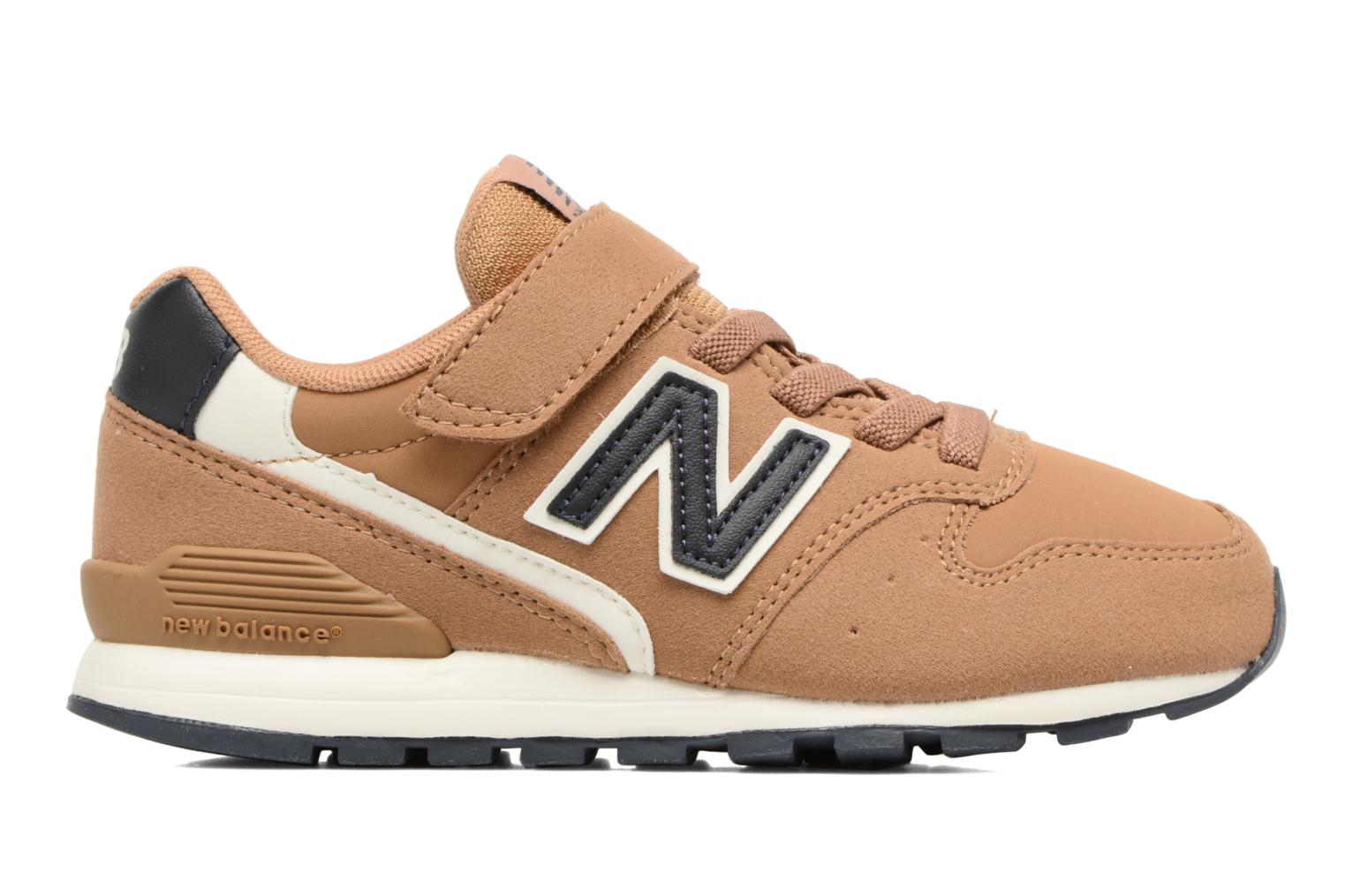 Trainers New Balance KV996 J Brown back view