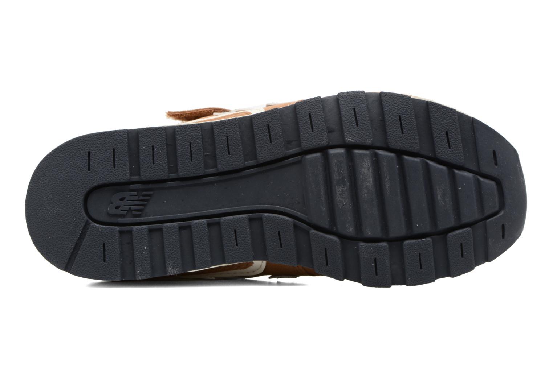Sneaker New Balance KV996 J braun ansicht von oben