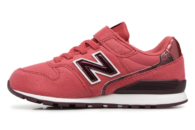 Sneakers New Balance KV996 J Roze voorkant