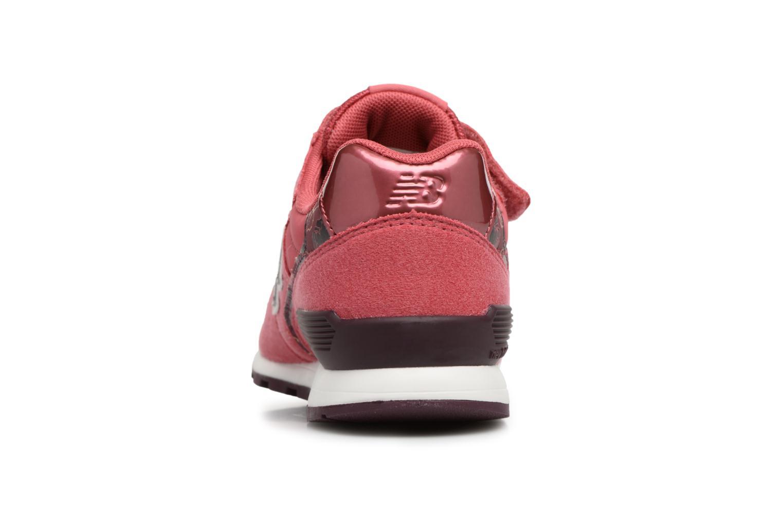 Sneakers New Balance KV996 J Roze rechts