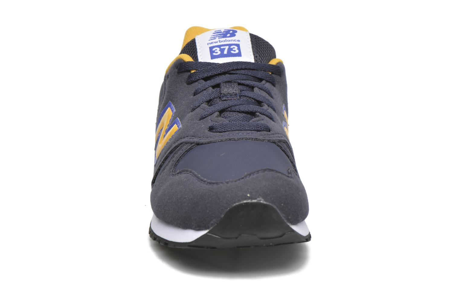 KJ373 J ZSY Blue Yellow