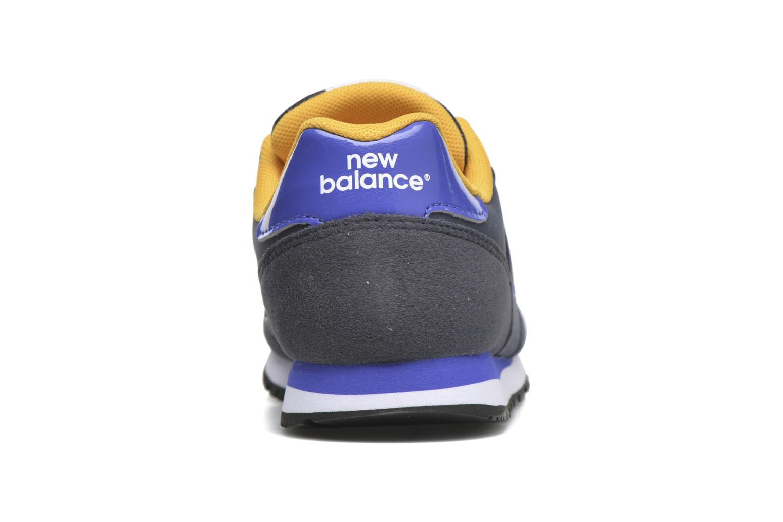 Sneakers New Balance KJ373 J Blauw rechts