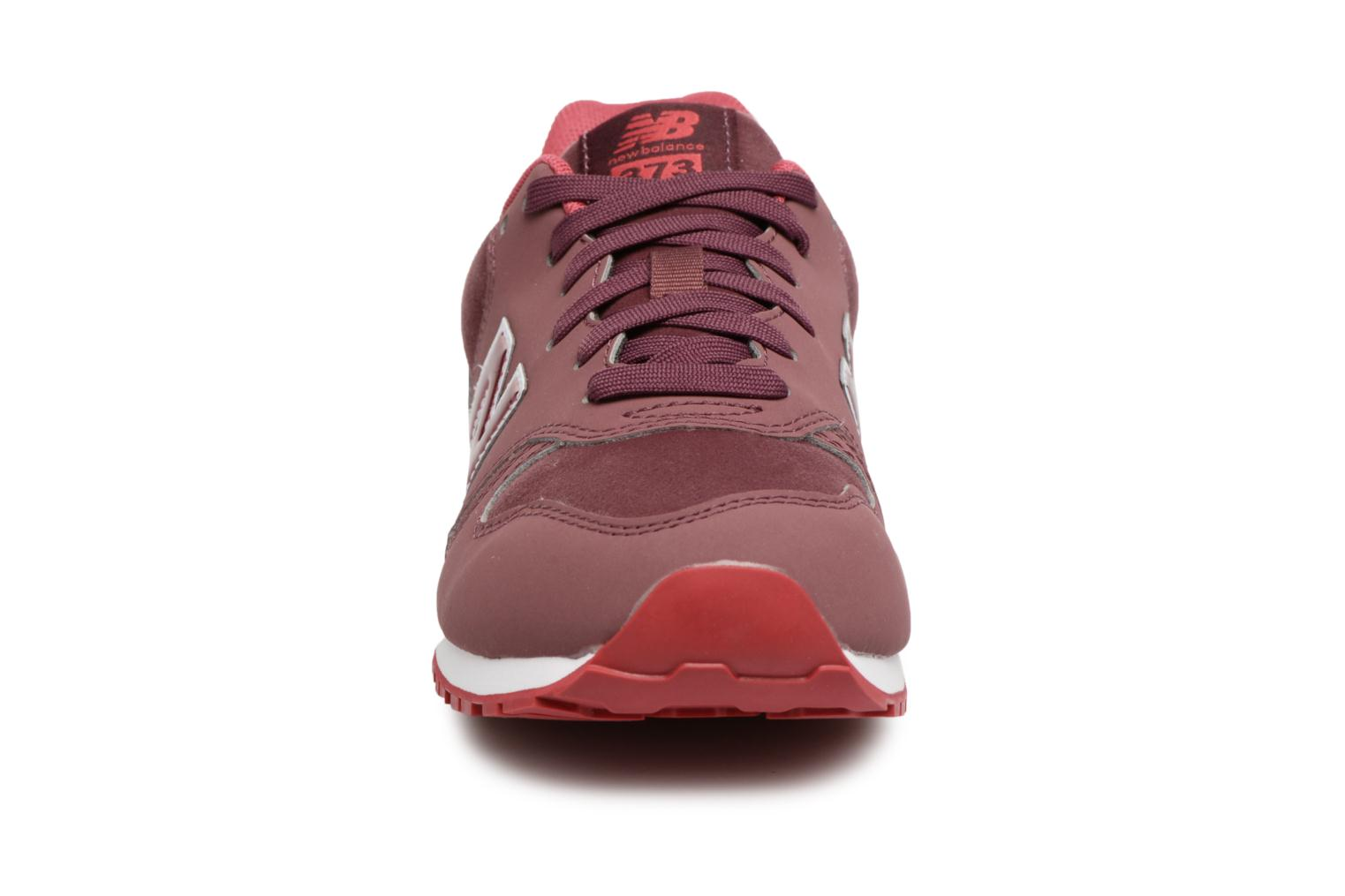 Sneakers New Balance KJ373 J Bordeaux model