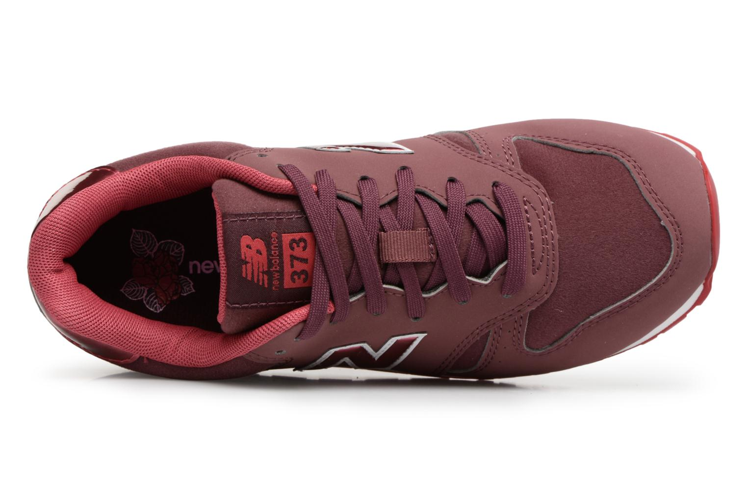 Sneakers New Balance KJ373 J Bordeaux links