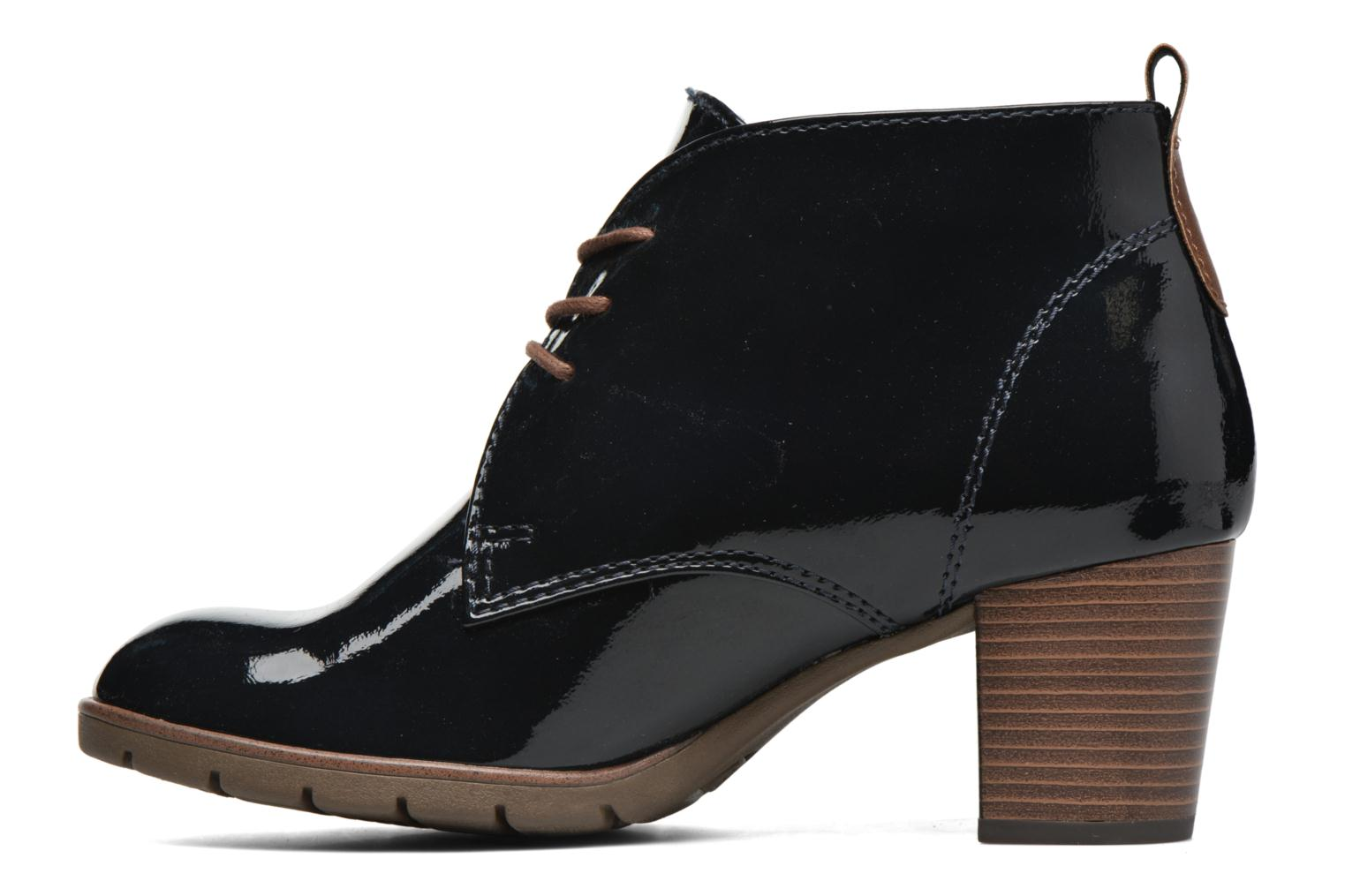 Ankle boots Marco Tozzi Ace 2 Blue front view