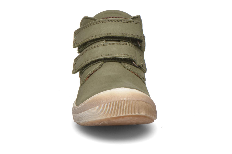Sneaker Bisgaard Hans grün schuhe getragen