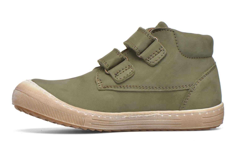 Sneaker Bisgaard Hans grün ansicht von vorne