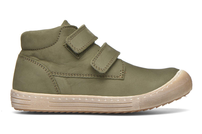 Sneaker Bisgaard Hans grün ansicht von hinten