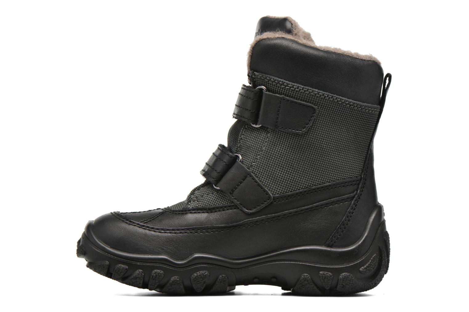 Boots & wellies Bisgaard Olaf Black front view