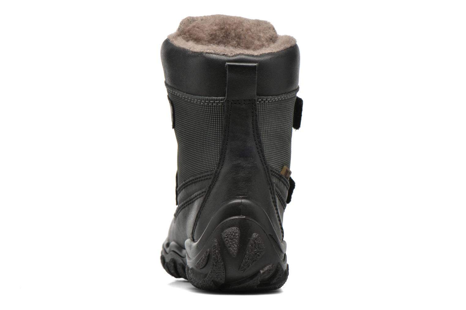 Boots & wellies Bisgaard Olaf Black view from the right