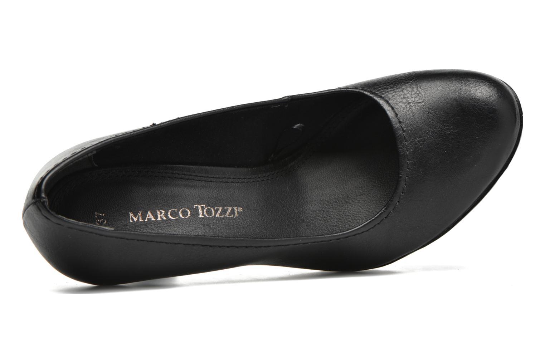 Escarpins Marco Tozzi Limb 2 Noir vue gauche
