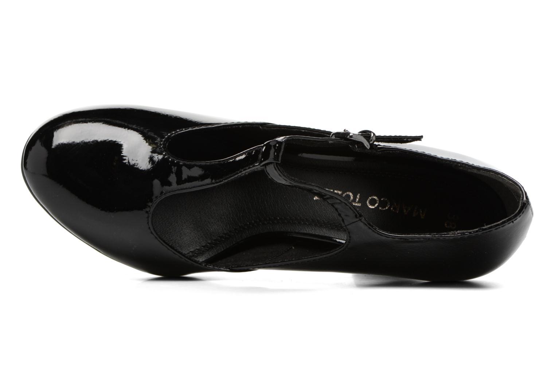 Zapatos de tacón Marco Tozzi Bing 2 Negro vista lateral izquierda