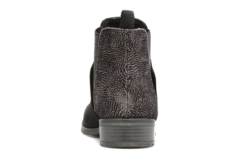 Bottines et boots Marco Tozzi Hotu Noir vue droite