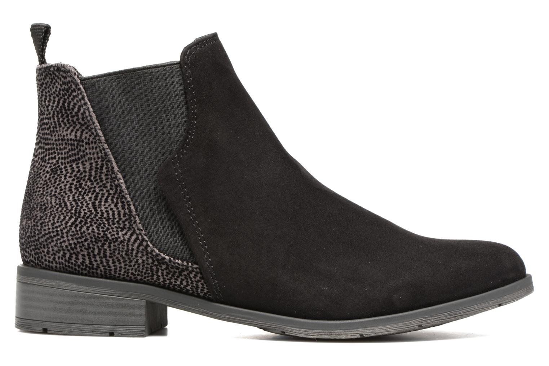 Bottines et boots Marco Tozzi Hotu Noir vue derrière