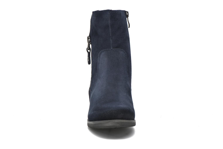 Bottines et boots Marco Tozzi Hareng Bleu vue portées chaussures