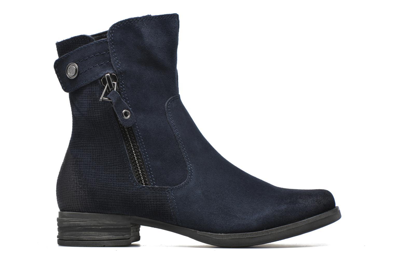Bottines et boots Marco Tozzi Hareng Bleu vue derrière