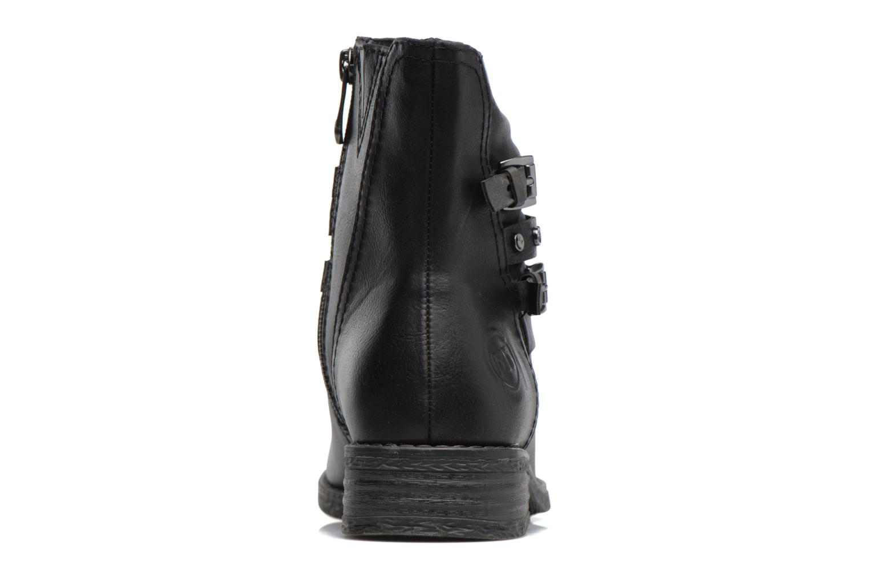 Bottines et boots Marco Tozzi Pili Noir vue droite
