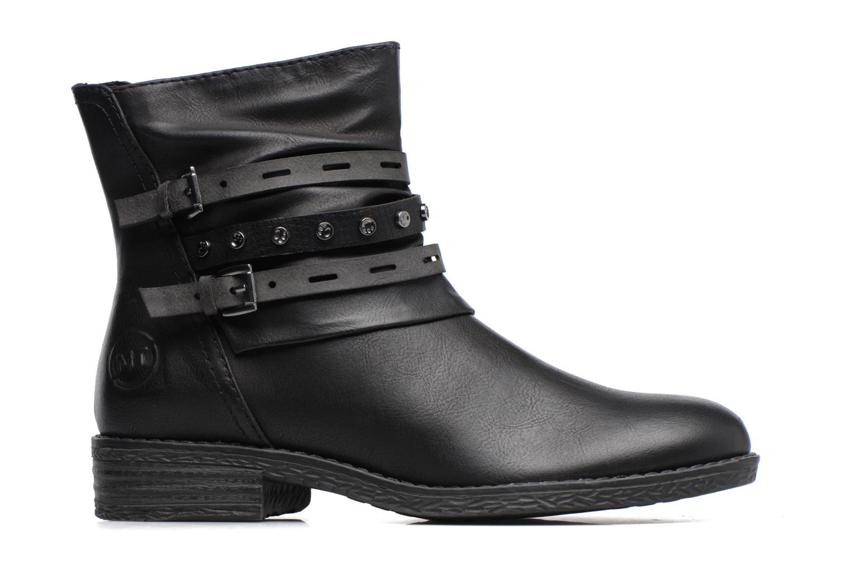 Bottines et boots Marco Tozzi Pili Noir vue derrière