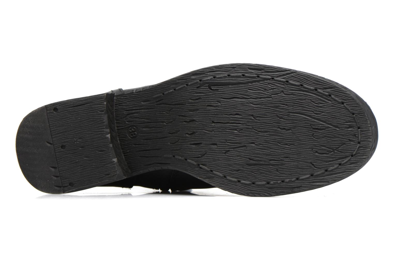 Bottines et boots Marco Tozzi Pili Noir vue haut