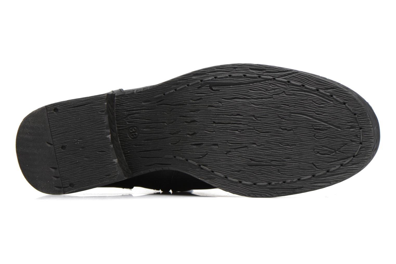 Stiefeletten & Boots Marco Tozzi Pili schwarz ansicht von oben