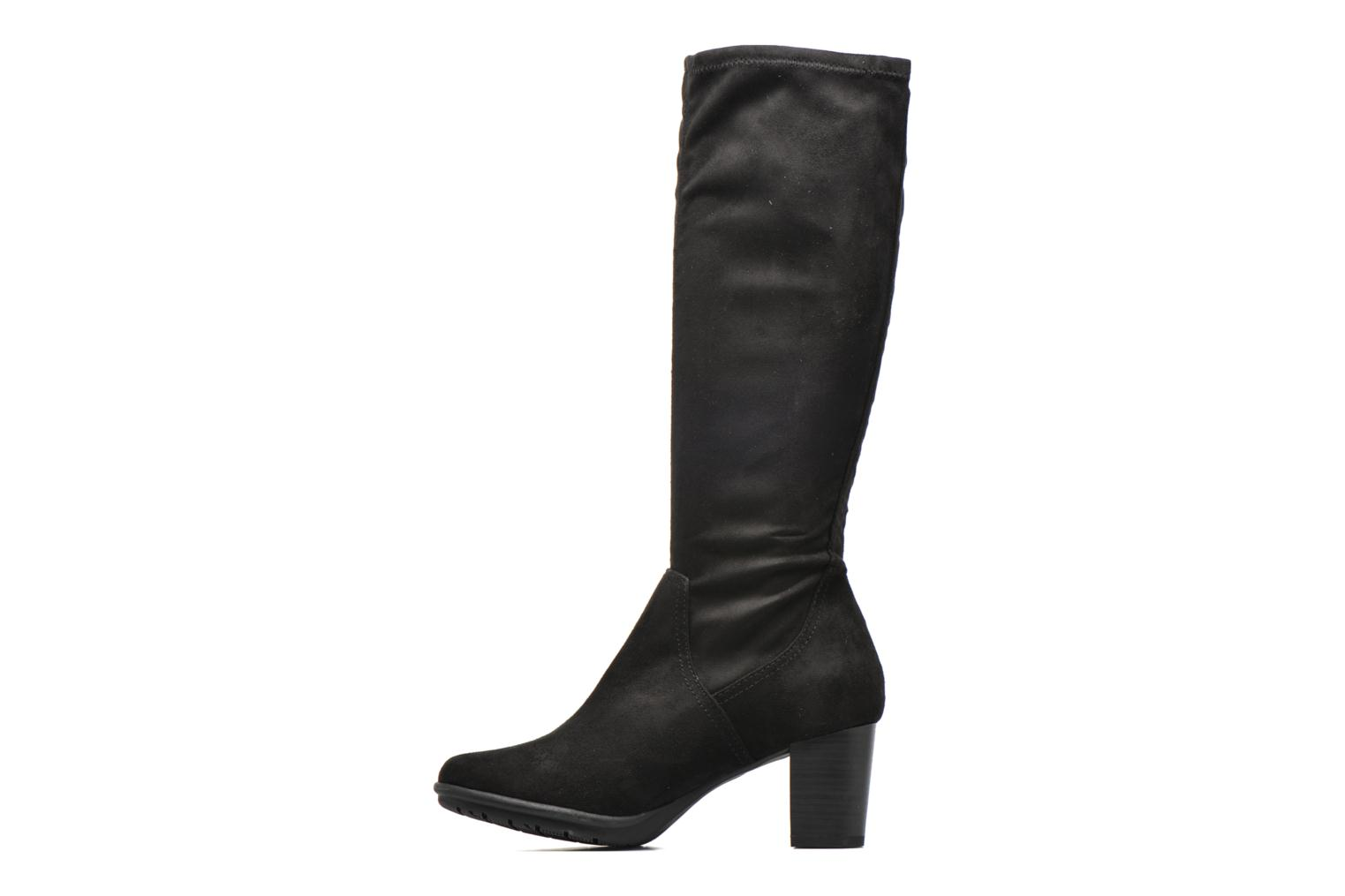 Boots & wellies Marco Tozzi Odessa 2 Black front view