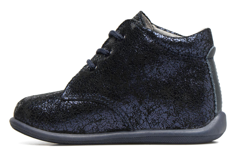 Chaussures à lacets Minibel Habiah Noir vue face