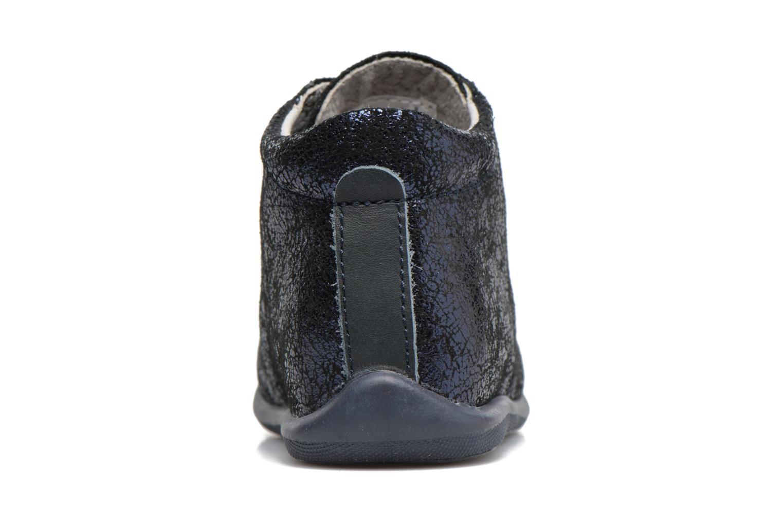Schnürschuhe Minibel Habiah schwarz ansicht von rechts
