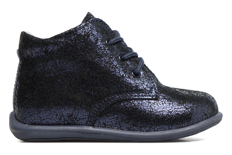 Lace-up shoes Minibel Habiah Black back view