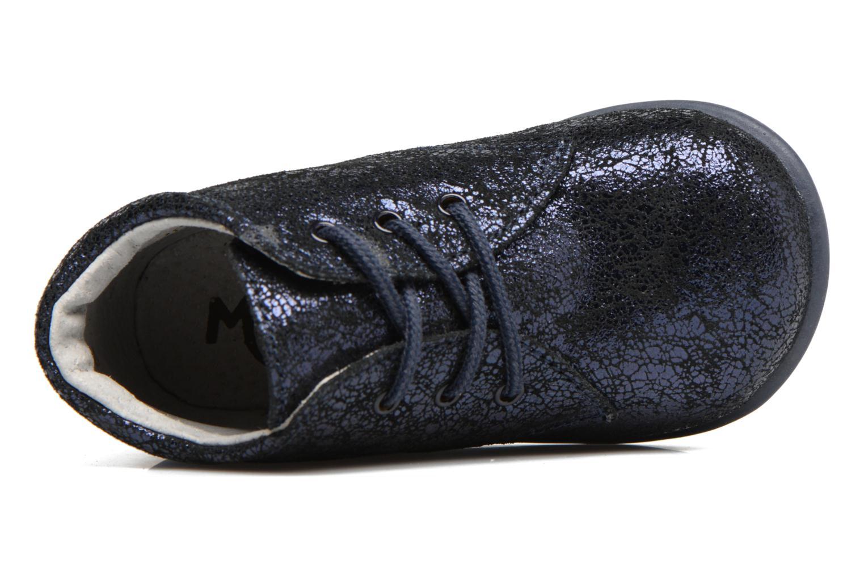 Chaussures à lacets Minibel Habiah Noir vue gauche