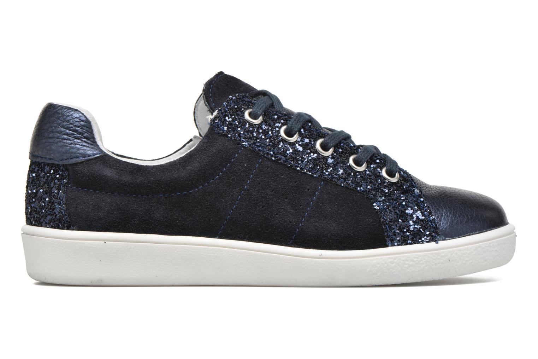 Sneakers Minibel Pixy Blauw achterkant