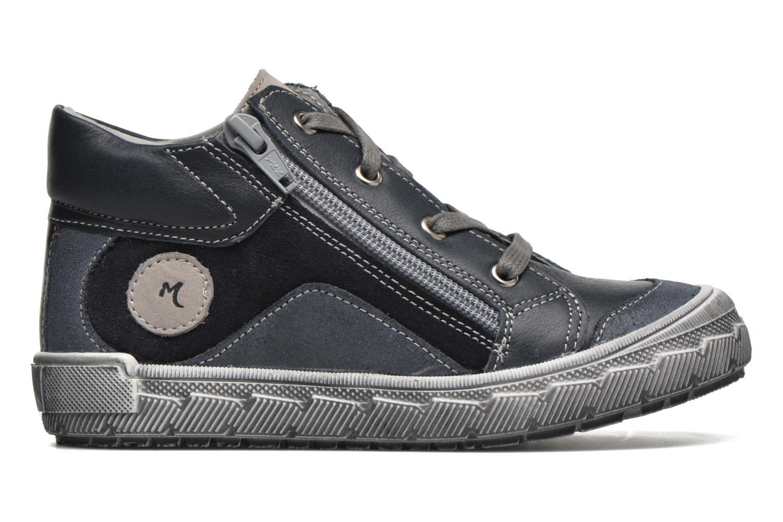 Sneaker Minibel Ludovik blau ansicht von hinten