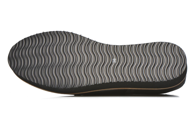 Chaussures à lacets Ippon Vintage James smart Gris vue haut