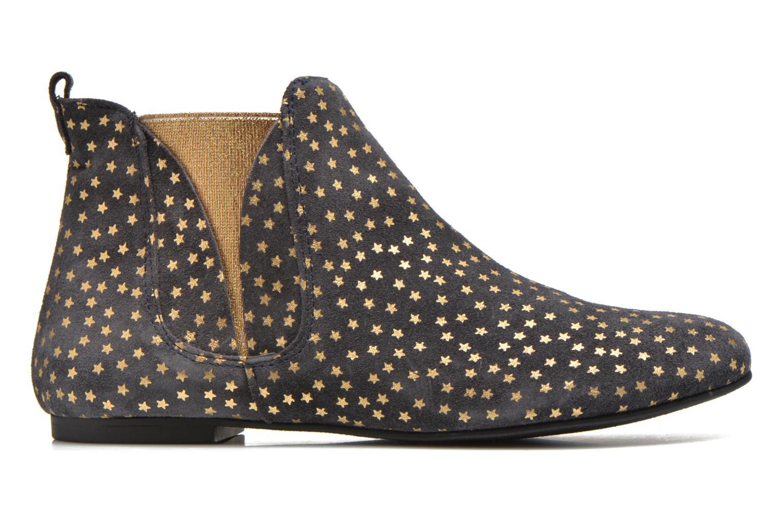 Stiefeletten & Boots Ippon Vintage Patch gold blau ansicht von hinten