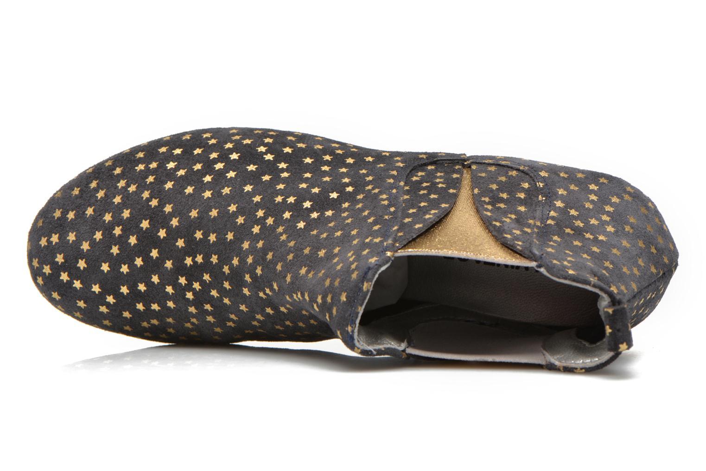 Stiefeletten & Boots Ippon Vintage Patch gold blau ansicht von links