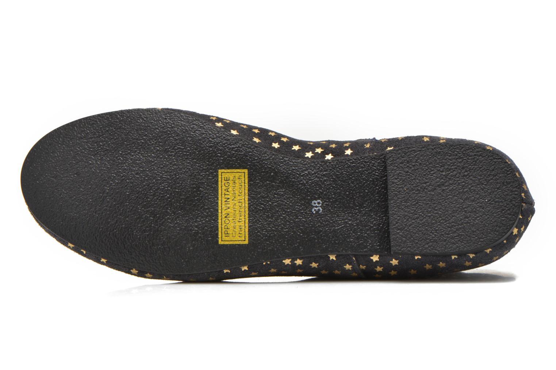 Stiefeletten & Boots Ippon Vintage Patch gold blau ansicht von oben